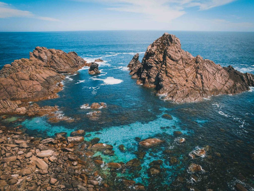 Sugarloaf Rock one of the best things to do in Dunsborough