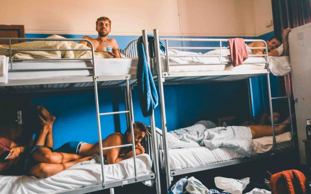 How To Not Suck At Hostel Life!