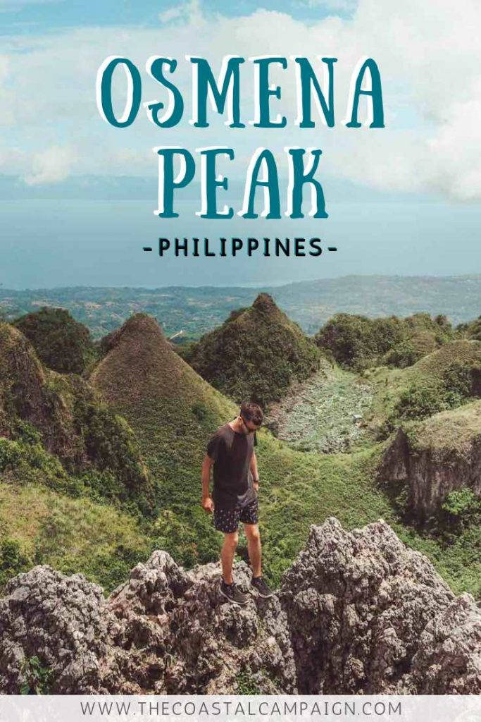 OSMEÑA PEAK | Epic Hike in Cebu, Philippines | The Osmeña Peak hike is a short but sweet climb. Enjoy a 360-degree view from the top of one of Cebu's highest mountains