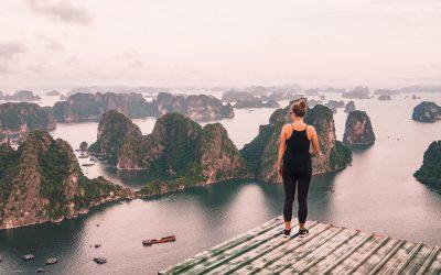POEM MOUNTAIN HIKE (Bai Tho Mountain), Vietnam