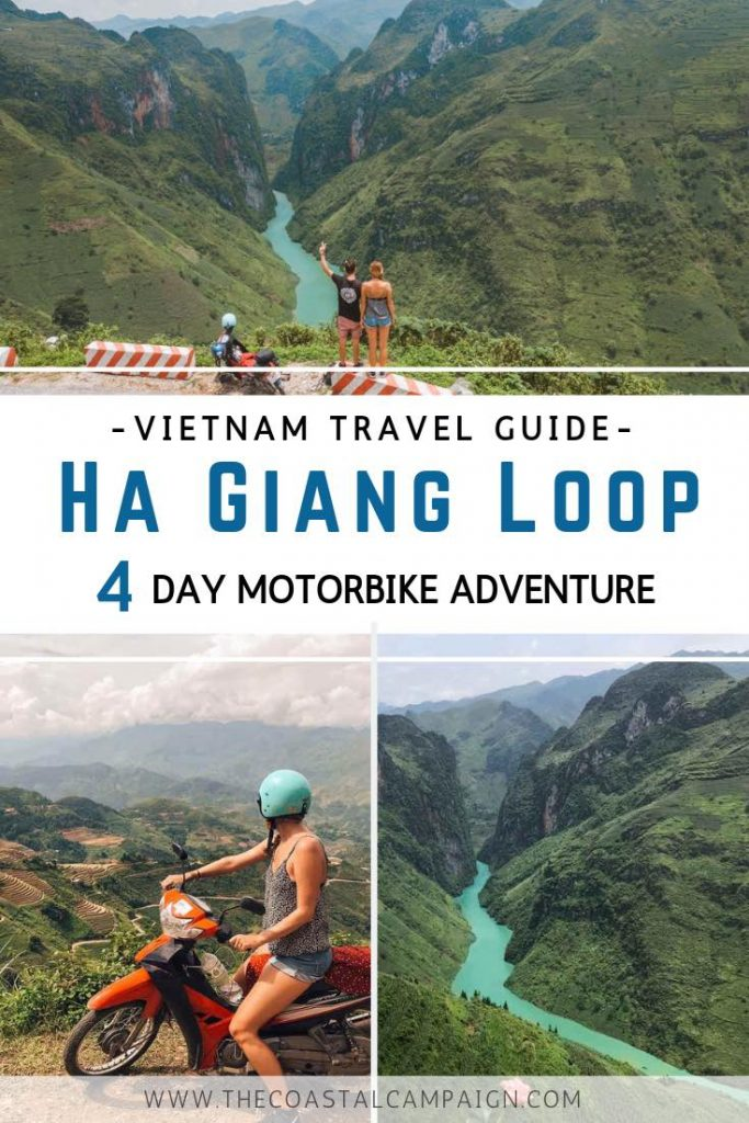 HA GIANG LOOP | 4 Day Motorbike Adventure | The Ha Giang Loop Vietnam is the ultimate off the beaten path adventure. Ride a motorbike through the mountains of Northern Vietnam on an epic 4 day trip! | Vietnam travel guide | Adventure Travel | Budget Travel