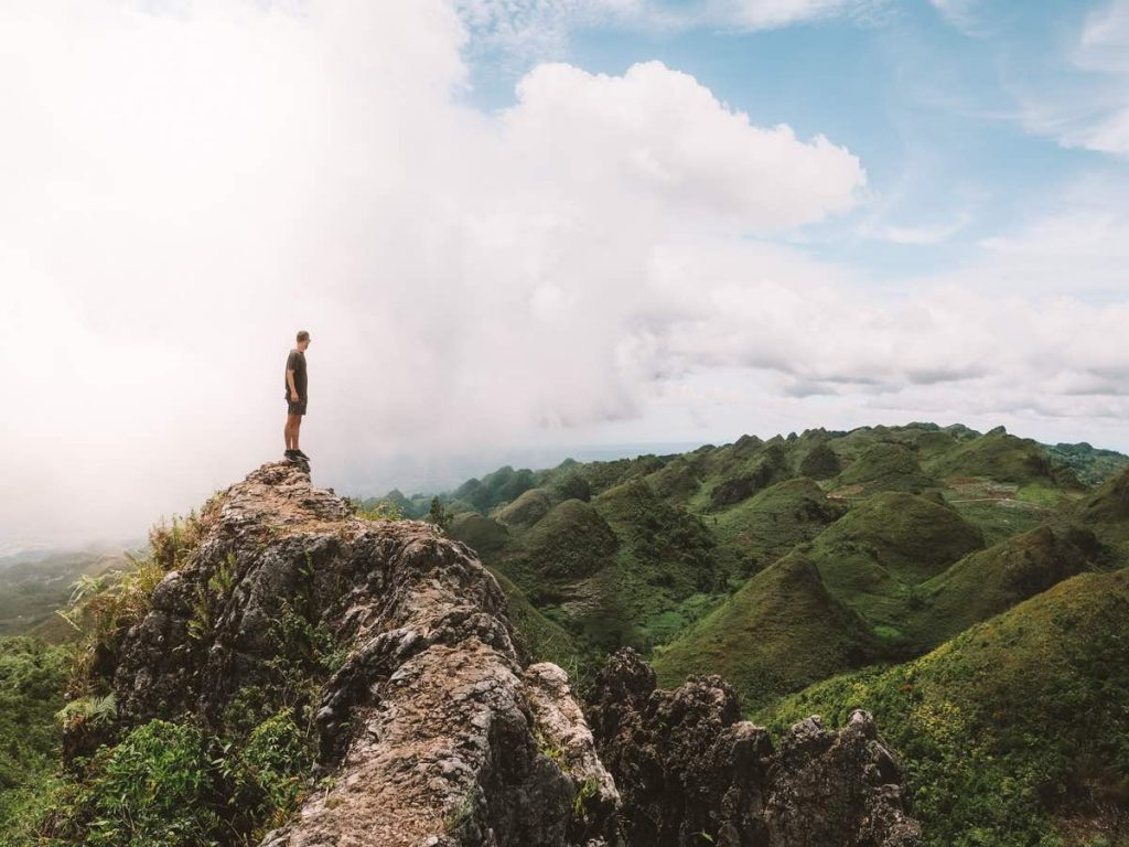 The Casino Peak, Lugsangan Peak hike