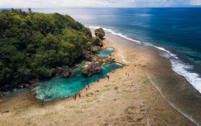 MAGPUPUNGKO ROCK POOLS | Siargao Island
