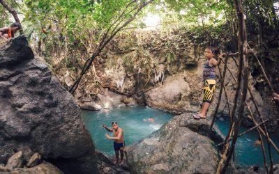 TAYANGBAN CAVE POOL | Siargao Island