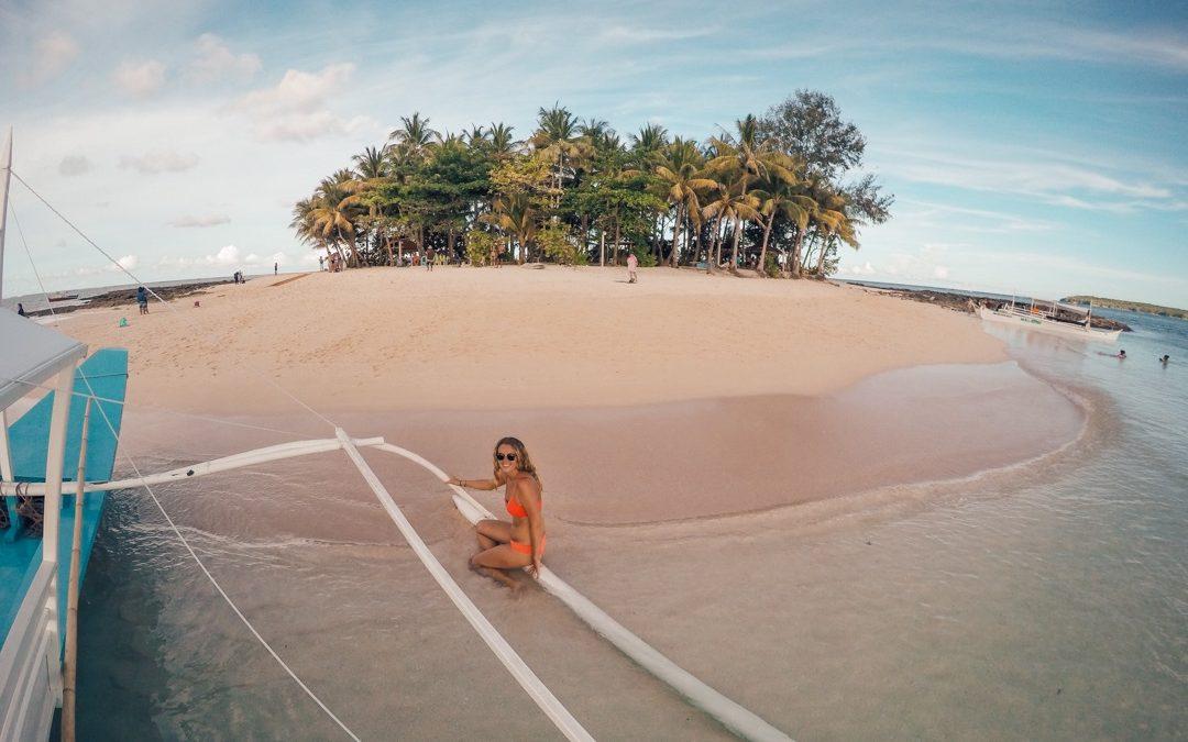 The Naked, Daku, and Guyam Islands: Siargao Island Hopping