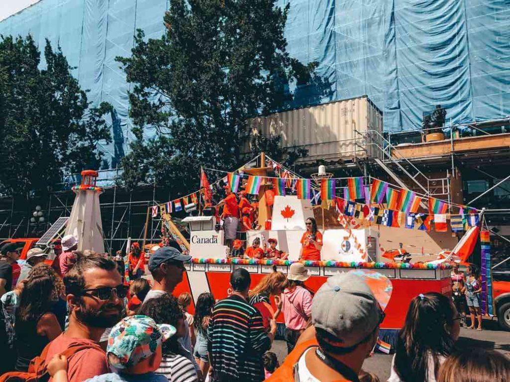 Victoria's Pride Parade