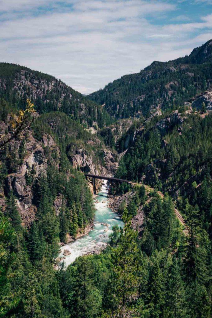 Cheakamus Canyon Trail