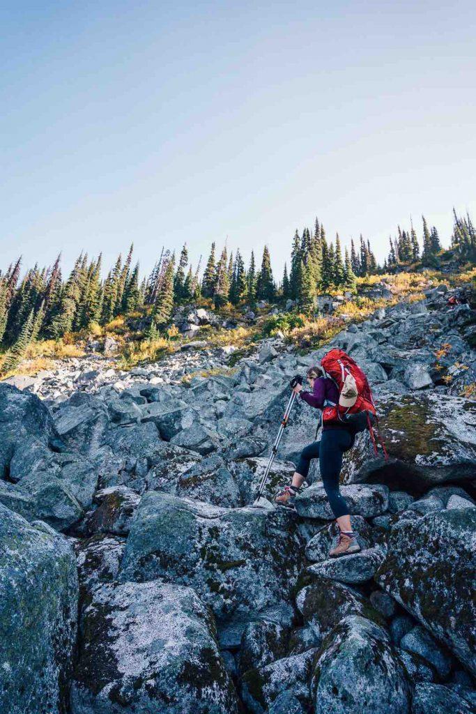 Hiking the Rohr Lake Trail